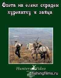 Hunters Video. Охота на оленя скрадом, куропатку и зайца в Шотландии