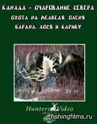 Hunters Video. Канада - очарование Севера: Охота на медведя, оленя, барана, лося и карибу