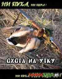 Открытие сезона. Охота на утку
