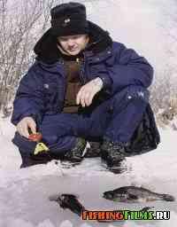 Зимний ротан. Зимняя ловля ротана