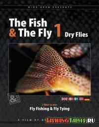 Рыба и мушка. Сухие / The fish & the fly. Dry flies