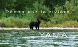 Рыбалка в Сибири на реке Яма