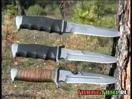 Мужское дело. Обзор охотничьих ножей
